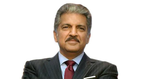 Anand Mahindra is the new executive chairman of Mahindra and Mahindra