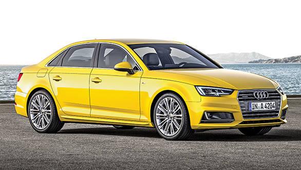 Audi A4 option
