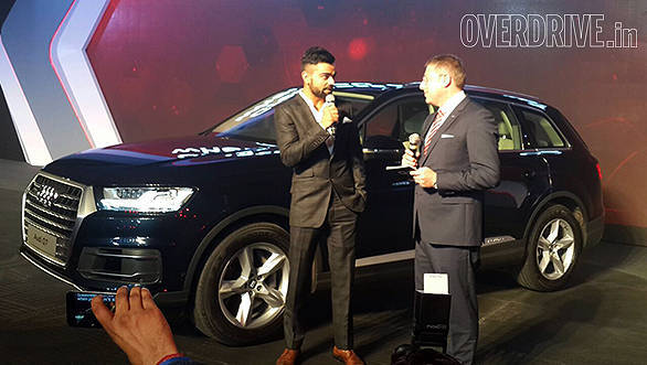 Audi Q7 Launch Image_02