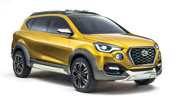 Preview: Can the Datsun Go-Cross help elevate the brand's position in India?