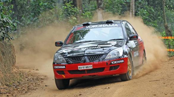 Team Yokohama's Rahul Kanthraj consolidated his lead in the IRC 2000 Category