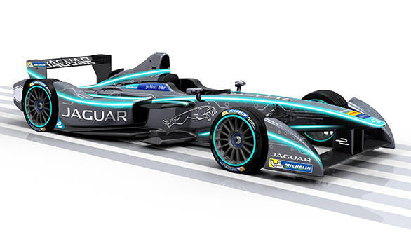 Jaguar FIA Formula E Race Car (3)