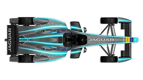Jaguar FIA Formula E Race Car (4)