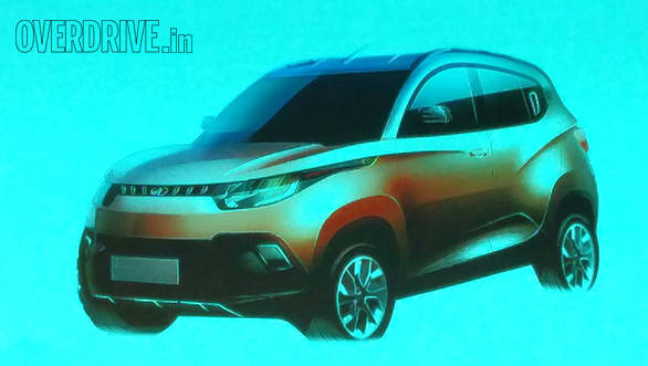 Final rendering of the KUV100