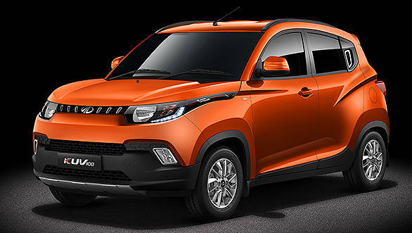 Mahindra KUV100 Design Highlights