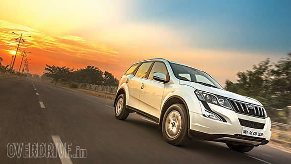 Mahindra XUV500 AWD AT road test review