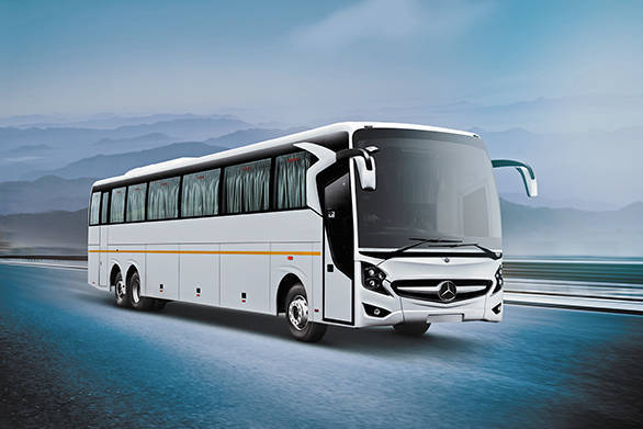 Daimler India launches the SHD 2436