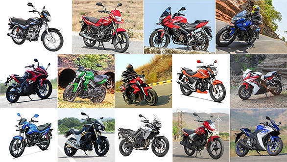 CNBC-TV18 OVERDRIVE Awards 2016: Nominees for Motorcycle of the Year