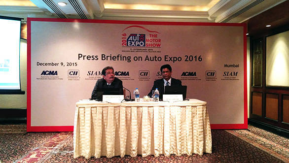 2016 Auto Expo India: More than 65 exhibitors and around six lakh visitors expected this year