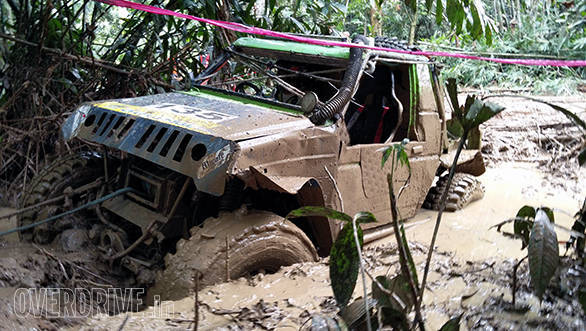 Top ten moments from the 2015 Malaysian Rainforest Challenge