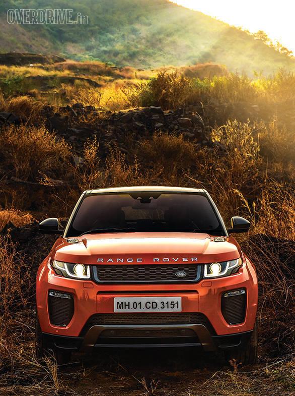 Range Rover Evoque facelift (1)