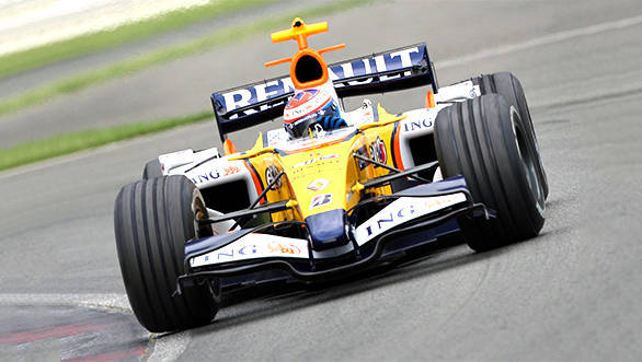 Team Renault returns to F1 in 2016