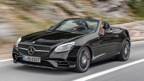 The AMG variant now uses a 3.0-litre biturbo V6 instead of the 5.5-litre V8 that powered the outgoing model