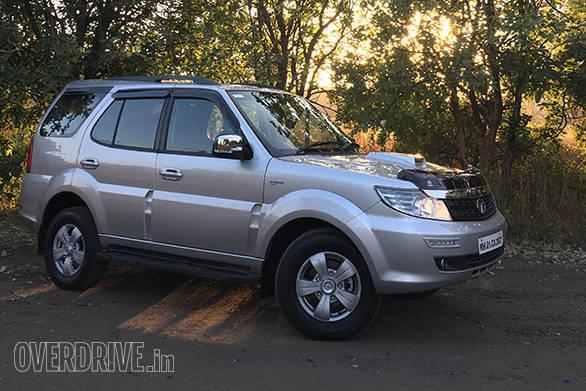 Tata Safari Storme Varicor 400 road test review