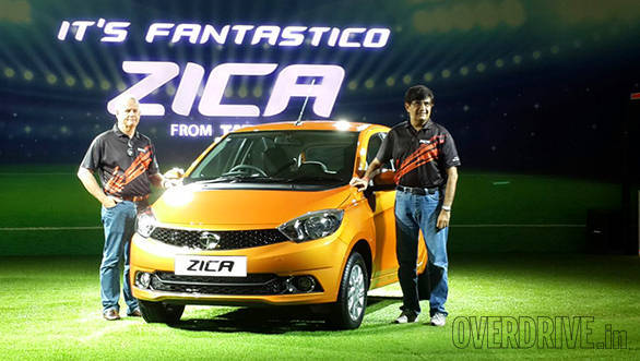 Image gallery: Tata's new hatchback in India, the Tata Tiago