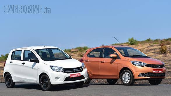 Spec comparo: Tata Tiago (Zica) vs Hyundai Grand i10 vs Maruti Suzuki Celerio