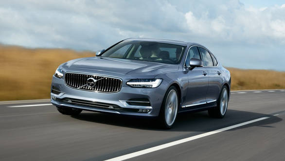 Preview: Volvo S90, Volvo's luxury sedan applecart upsetter?