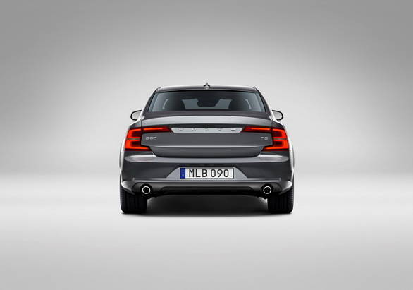 Another very striking angle, the rear is more polarising. But like it or not you're definitely going to notice it!