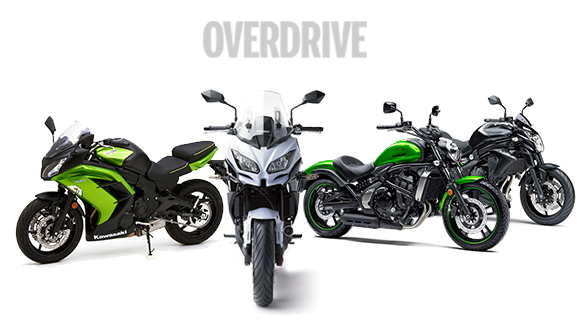 How The Kawasaki Versys 650 Differs From Its Platform Brothers The