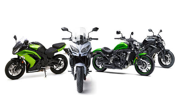 How the Kawasaki Versys 650 differs from its platform brothers, the Ninja 650, ER-6n and the Vulcan S cruiser