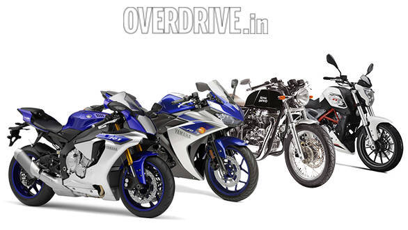 #ODRewind: New RE base at Leicestershire, Benelli launches TNT25, YZF-R3 wins ICOTY 2016 & New Yamaha R1 & R1M recalled