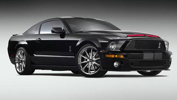 2008 Knightrider Mustang