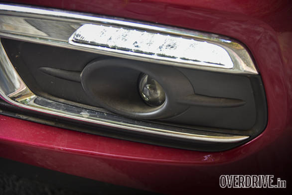 These DRLs are the first change that one will observe on the facelifted Chevrolet Cruze