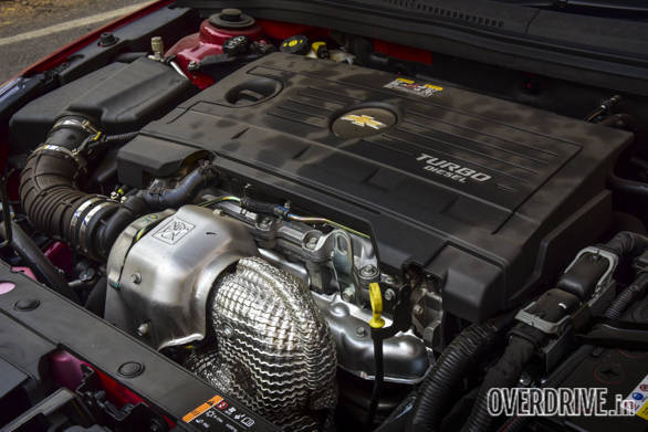 The 166PS 2.0-litre turbodiesel is the most powerful motor in its class