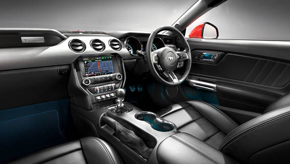 2016 Ford Mustang Interiors (1)