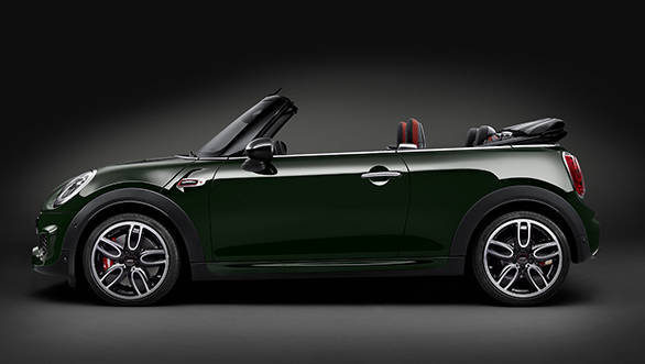 2016 John Mini Cooper Works Convertible  (1)
