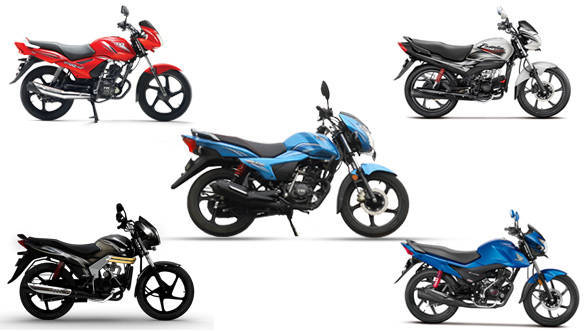 Spec comparo: TVS Victor 110 vs Honda Livo vs TVS Star City + vs Mahindra Centuro vs Hero Passion Pro