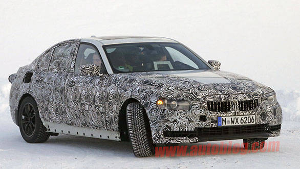 We suspect the new 3 design will be influenced by the latest 7 Series
