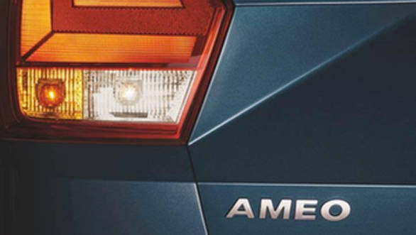 Volkswagen Ameo compact sedan to be unveiled on February 2, 2016