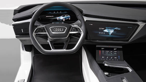 CES Audi Showcases Piloted Driving Virtual Cockpit And Fit - Audi piloted driving