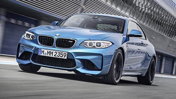 2016 Detroit Motor Show: BMW unveils the new M2 and X4 M40i