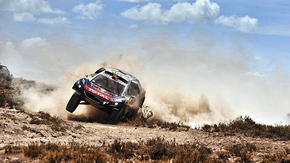 Image gallery: The 2016 Dakar Rally in 30 photographs