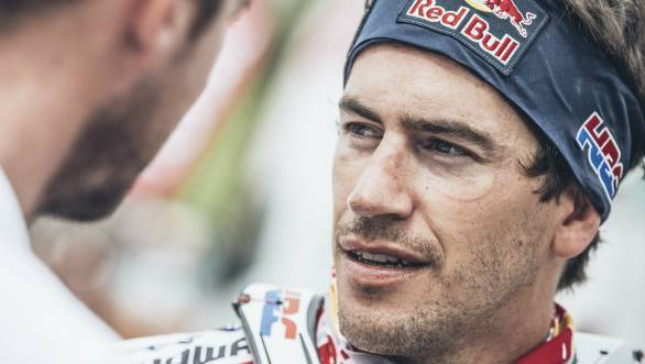 Barreda Bort loses his lead in the Dakar after being hit by a penalty of 1min after Stage 3