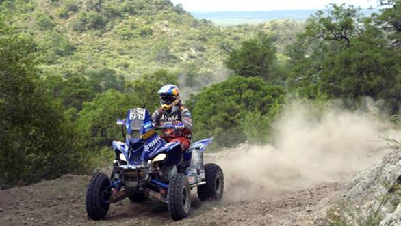 Dakar 2016 Marcos Patronelli