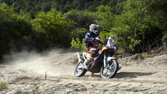 Dakar 2016 Toby Price