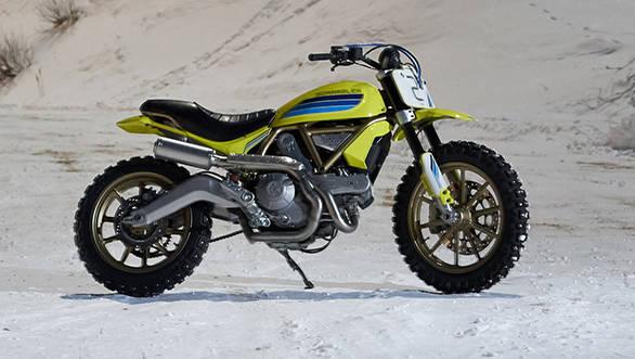 Ducati Scrambler Artika (2)