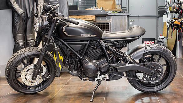 Ducati Scrambler Revolution (3)