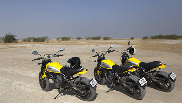 Feature: Touring Rajasthan on the Ducati Scrambler