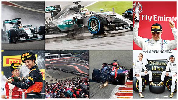 2015 Formula 1: Season review