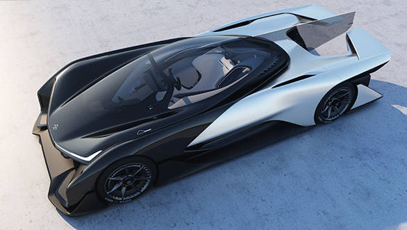 Faraday Future 3