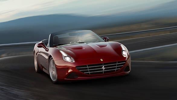 2016 Ferrari California T gets Handling Speciale (HS) option
