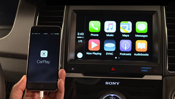 CES 2016: Ford updates Sync 3 with Apple CarPlay and Android Auto