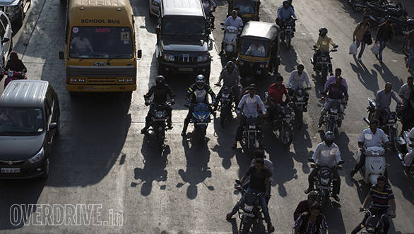 Mumbai traffic: a shocking state of affairs