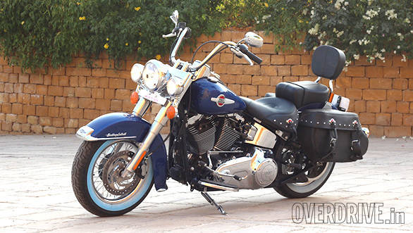 2016 Harley-Davidson Heritage Softail first ride review
