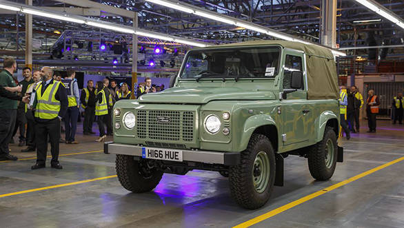 Land Rover Defender production ceases, end of an icon