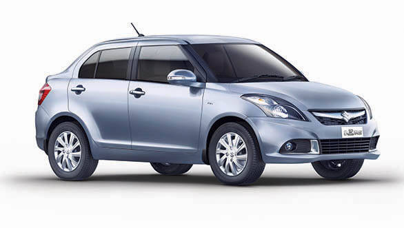 Maruti Suzuki DZire AMT (1)